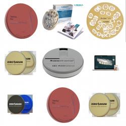 Materiály a zařízení pro CAD / CAM