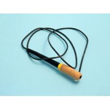 Waxlektrická rukojeť se žlutým kabelem