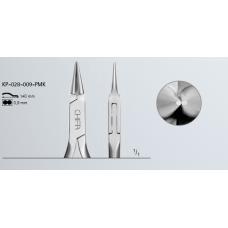Kulaté protetické kleště, KP-028-009-PMK