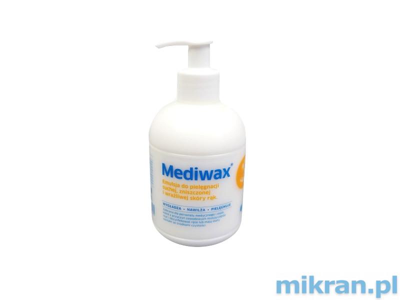 Ruční emulze Mediwax 330 ml s pumpičkou