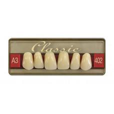 Čelní strany zubů Wiedent Classic 6 ks