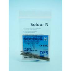 Soldur N-NiCr pájka 4x1,5g