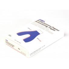 Artikulační podkova z papíru