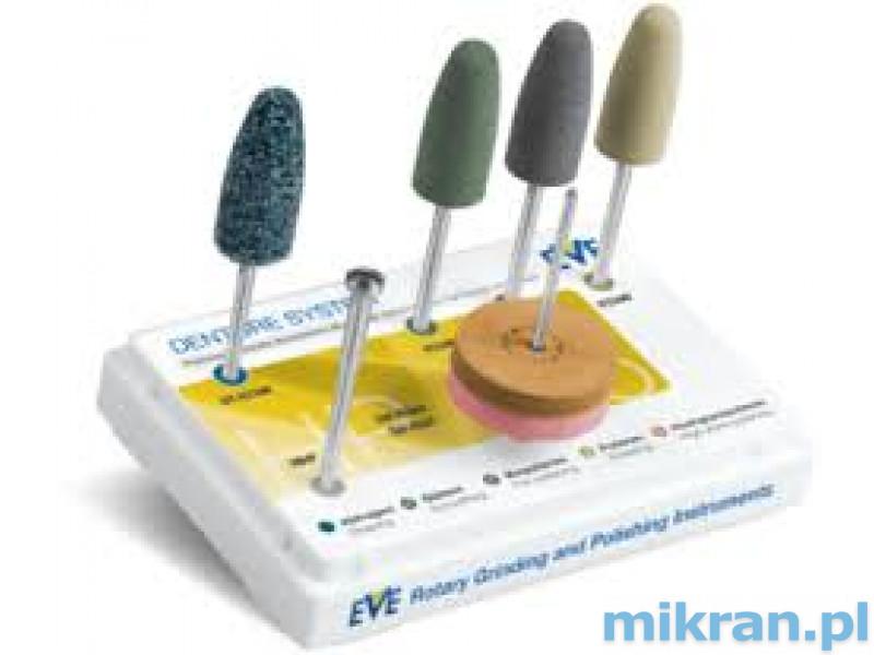 * Sada pro leštění termoplastických materiálů EVE - PROPAGACE