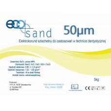 Protetický písek 50 μm 5 kg
