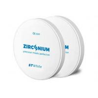 Zirkonium STWhite 98x16mm