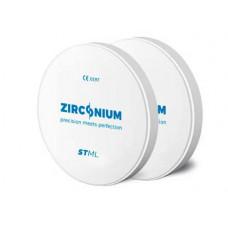 Vícevrstvý Zirconium ST 98x18mm