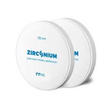 Vícevrstvý zirkonium TT 98x18 mm