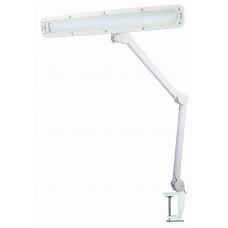 LED stínová stolní lampa.Propagace Bílá barva