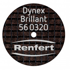 Dynex Brillant kotouče pro keramiku 20 / 0,3 mm - 1 kus
