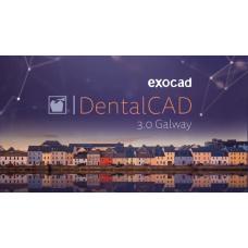 Software pro návrh jádra Exocad® DentalCAD Galway 3.0 verze CORE