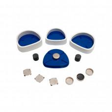 Sada Pin-Cast pro Smart-Pin, Bi-V-Pin s rukávy a Pro-Fix