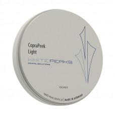 Copra PEEK světlá (šedá) 98x10 mm propagace White Peaks