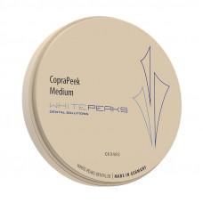 Copra PEEK Medium (A2) 98x10 mm White Peaks