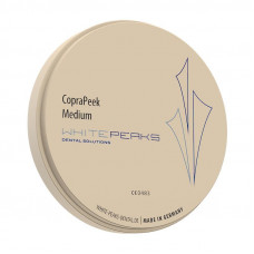 Copra PEEK Medium (A2) 98x15 mm White Peaks