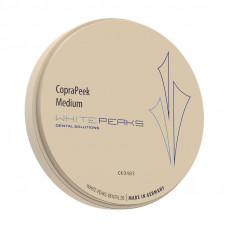 Copra PEEK Medium (A2) 98x25 mm White Peaks