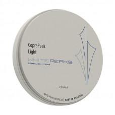 Copra PEEK světle (šedá) 98x25 mm White Peaks