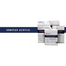 Qdent Semiflex Acryl 1000 ml kapalina - akryl pro metodu infuze