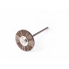 Měkký kartáč s rukojetí 21 mm