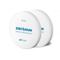 Zirkonium ST Color 98x18 mm