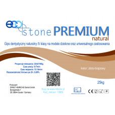 Sádra IV. Třídy Eco Stone Natural Premium 25 kg zlatohnědá