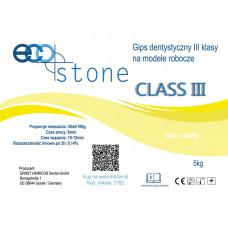 Sádra třídy Eco Stone III, 25 kg, žlutá