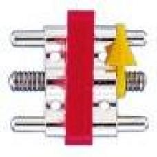 Levý šroub 3-bar A-12
