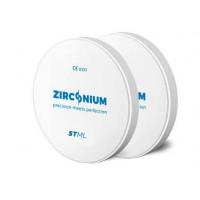 Zirconium ST Vícevrstvé 98x20 mm