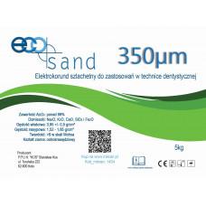 Protetický písek 350 μm 5 kg