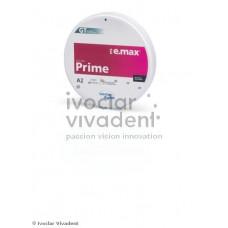 IPS e.max ZirCAD Prime 98,5X20mm Promotion IPS Ivocolor glazura Pasta FLUO 3g zdarma