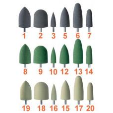Silikonové gumičky na akryl Propagace Nakupte 5 kusů zdarma, šestý