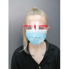 Přilba na obličejový štít + 10 odnímatelných fólií SKVĚLÁ CENA