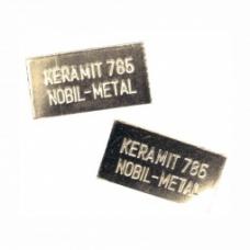 Zlato Keramit 785 - cena 1g. (prodej podle hmotnosti, nejmenší balení je asi 2 G)