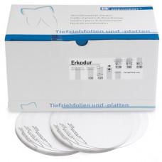 Kulatá fólie Erkodur 120 mm 0,8 mm (100 ks)