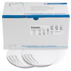 Kulatá fólie Erkodur 120 mm 1,0 mm (100 ks)