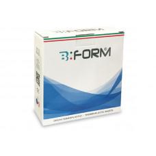 B-Form tvrdé dlahové fólie 125x125mm x 3,0mm (20ks)