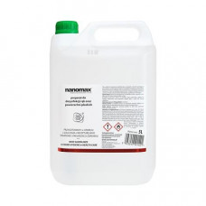Přípravek na dezinfekci rukou nanomax 5l