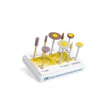 Diasynt Plus / Diapro lithium disilikátová lešticí sada