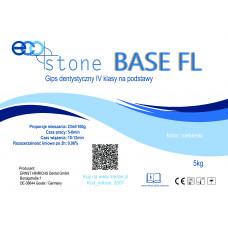 Sádra třídy IV Eco Stone Base FL pro podstavce 5 kg Tmavě modrá