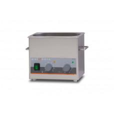 Ultrazvukový čistič Sonic-3 S vybavený vypouštěcím ventilem.