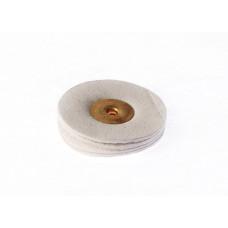Kožený kartáč 25 mm