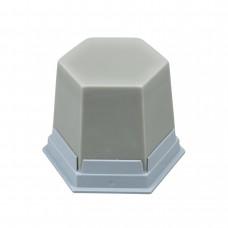 GEO Klasický šedý neprůhledný vosk 75g
