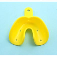 Dolní otiskovací plechy č. 1 žluté
