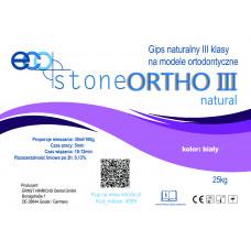 Sádra III třída Eco Stone Ortho 25 kg přírodní bílá