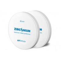 Zirkonium HT bílá 98x10 mm