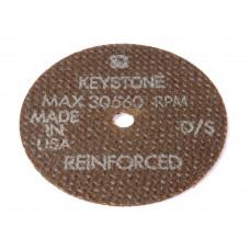 Zesílený štít o průměru 64 mm Keystone