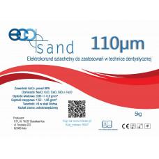 Protetický písek 110 μm 5 kg