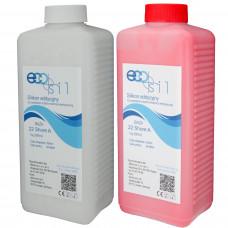 ECOsil PREMIUM 22 - silikon pro duplikování modelů 1 + 1 kg PROMOTION