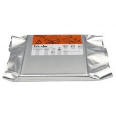 Erkodur folie čtvercová 125x125mm 1,0mm (20ks)