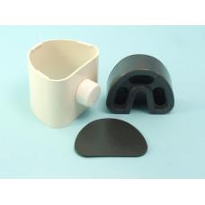 Plechovka pro duplikování modelů v silikonu